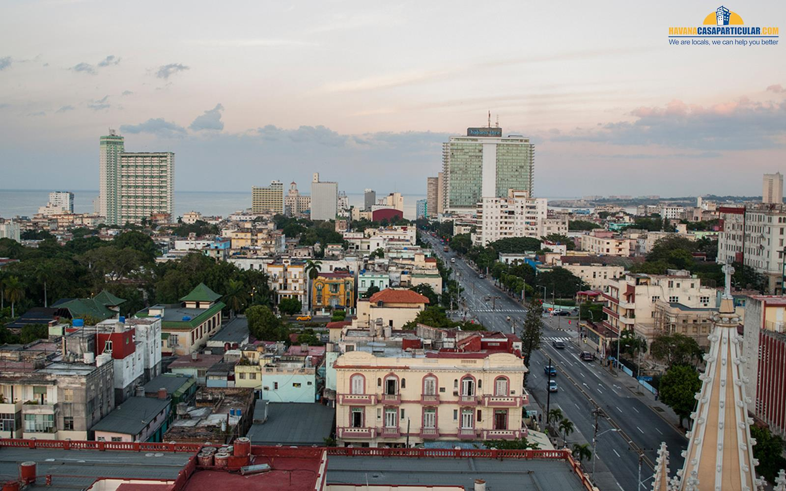 Apartments, Apartment Vista Habana - Vedado Rentals, Havana