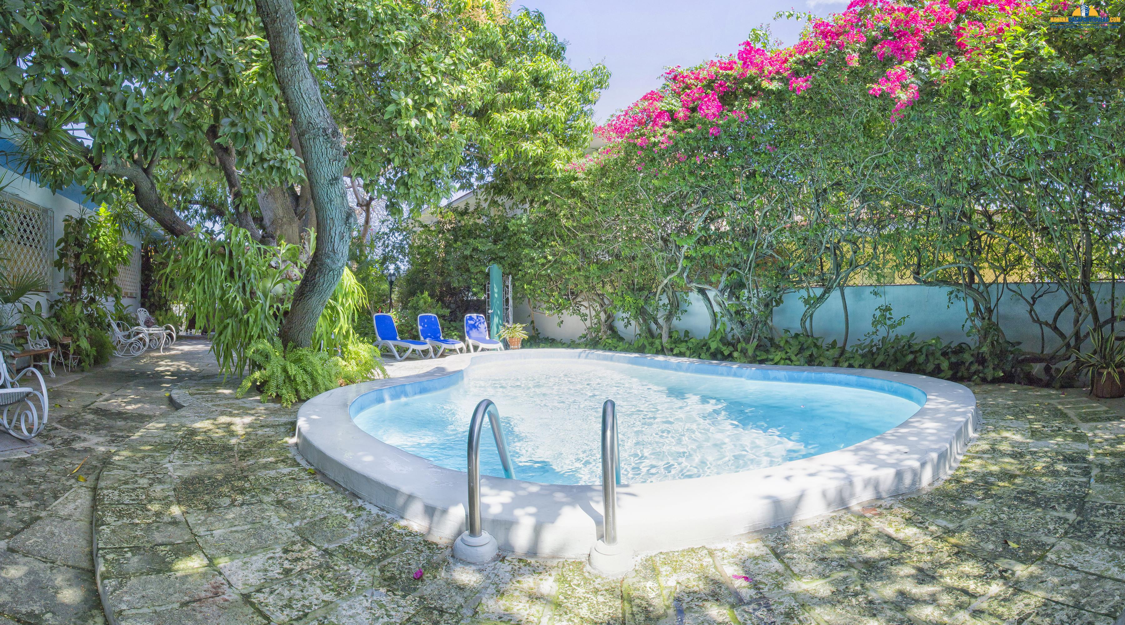 villas with swimming pool villa hector with swimming pool havana