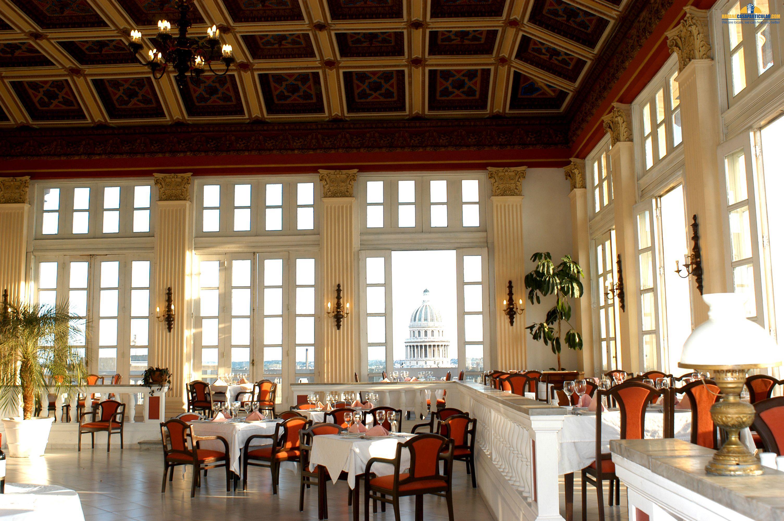 Hotels hotel mercure sevilla old havana havana city - Garden center sevilla ...