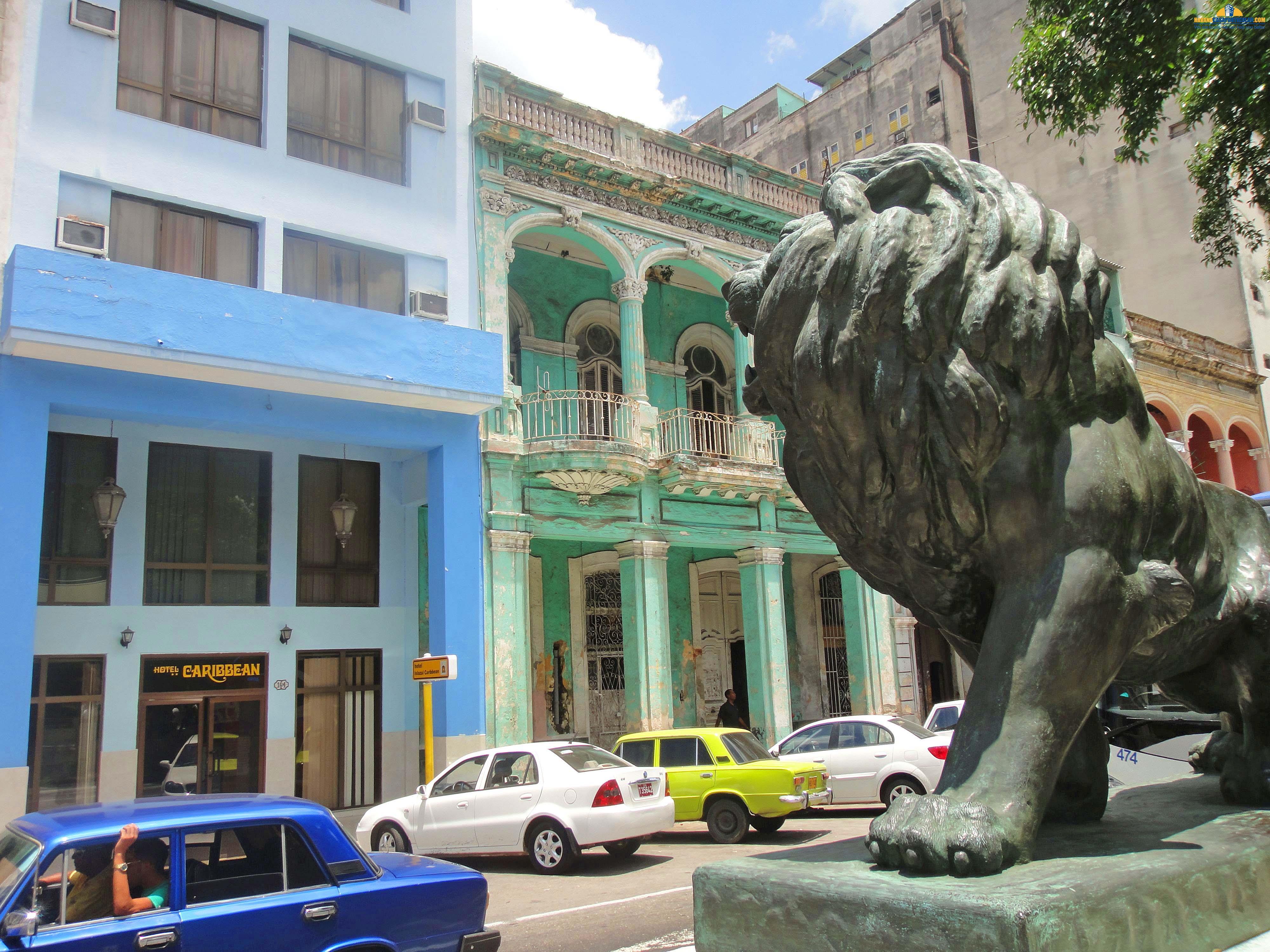 Hotels, Islazul Hotel Caribbean, Havana City, Centro ...
